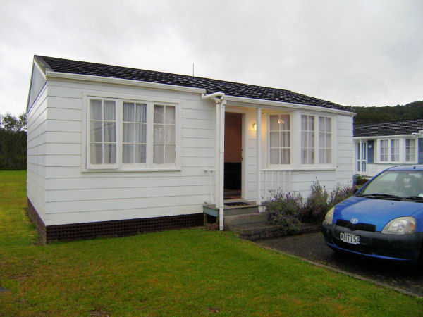Paihia New Zealand Cottage Accommodation